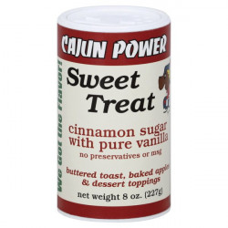 Cajun Power Sweet Treat Cinnamon 8oz