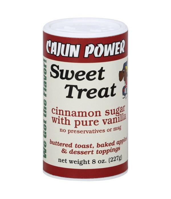 Cajun Power Sweet Treat Cinnamon 8oz