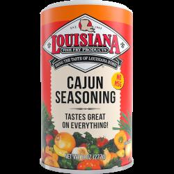 Louisiana Fish Fry Cajun Seasoning 8oz