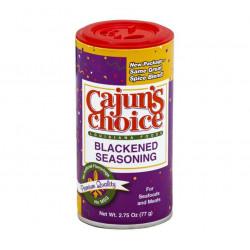 Cajun's Choice Blackened Seasoning 2.75oz