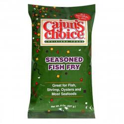 Cajun's Choice Seasoned Fish Fry 8oz