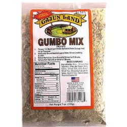 Cajun Land Gumbo Mix 8oz