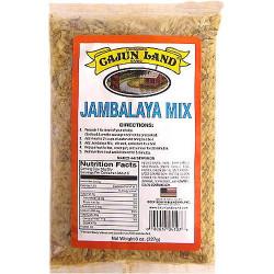 Cajun Land Jambalaya Mix 8oz