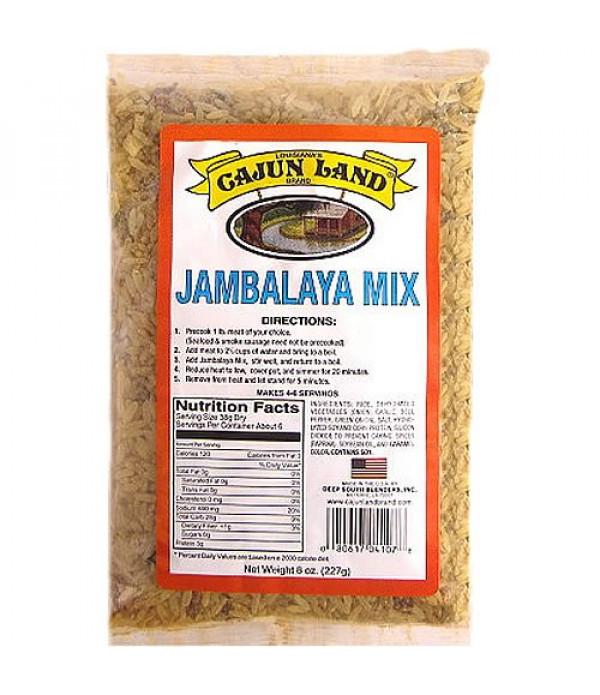 Cajun Land Jambalaya Mix