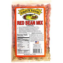 Cajun Land Red Bean Mix 8oz