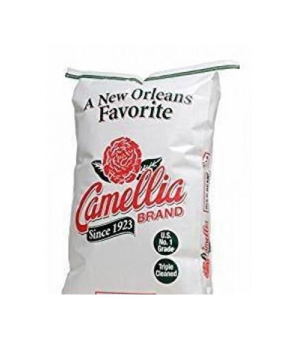 Camellia Black Beans 25 lb