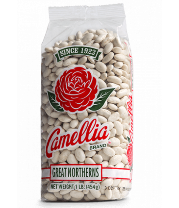 Camellia Great Northern Beans 1lb