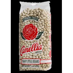 Camellia Navy Pea Beans 1lb