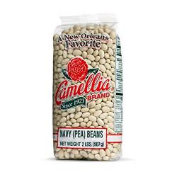 Camellia Navy Pea Beans 2 lb