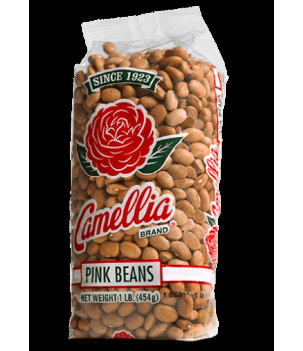 Camellia Pink Beans 1lb