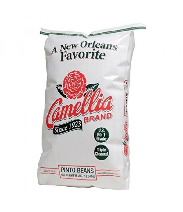 Camellia Pinto Beans 25 lb
