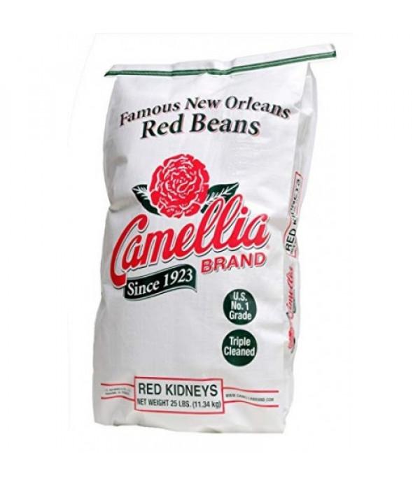 Camellia Red Kidney Beans 25 lb