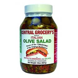 Central Grocery's Olive Salad 32oz