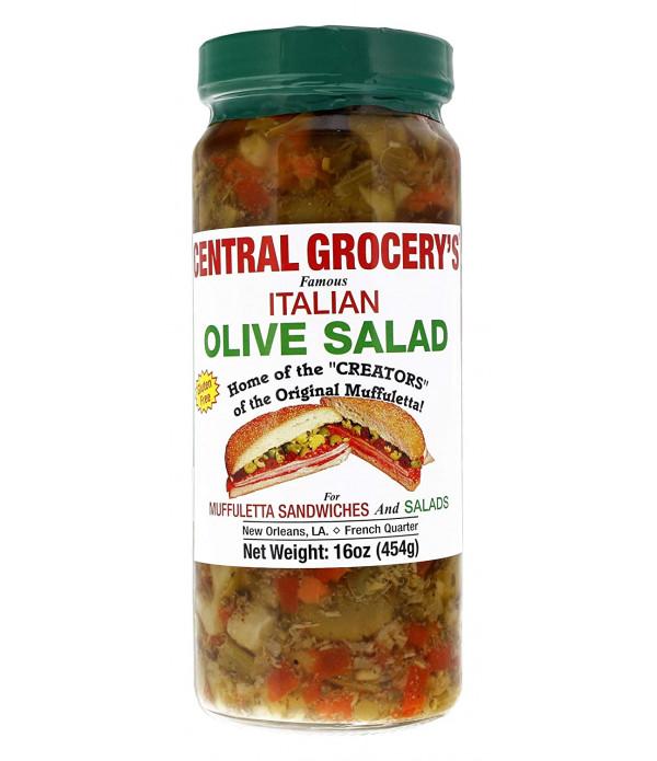 Central Grocery's Olive Salad 16 oz