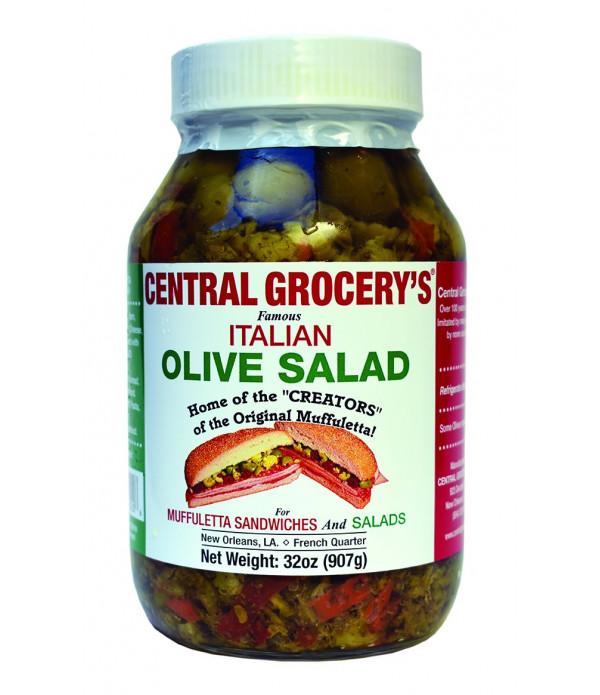Central Grocery's Olive Salad 32 oz