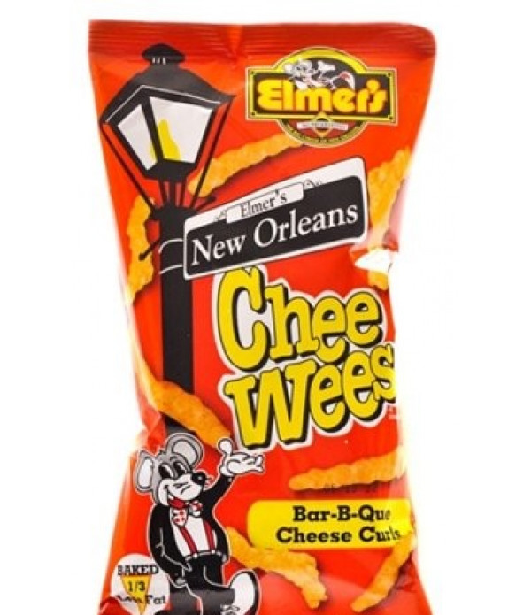 Chee Wees Barbeque 5.5 oz