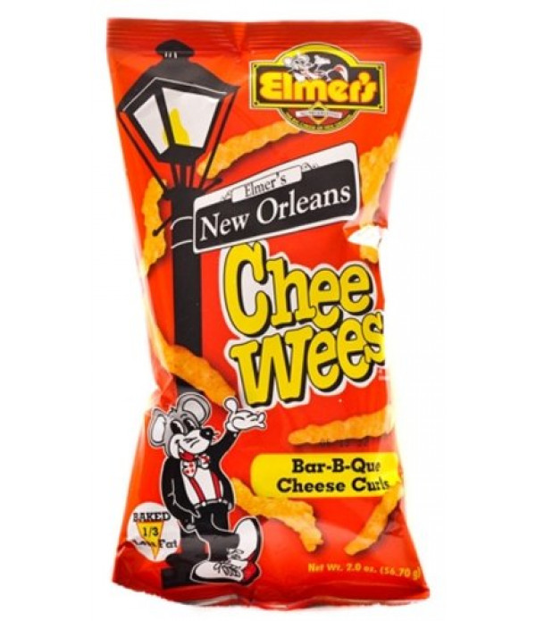 Chee Wees Barbeque 2oz