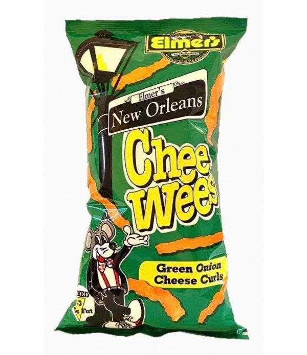 Chee Wees Green Onion 2 oz