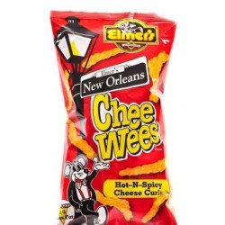 Chee Wees Hot and Spicy .875 oz