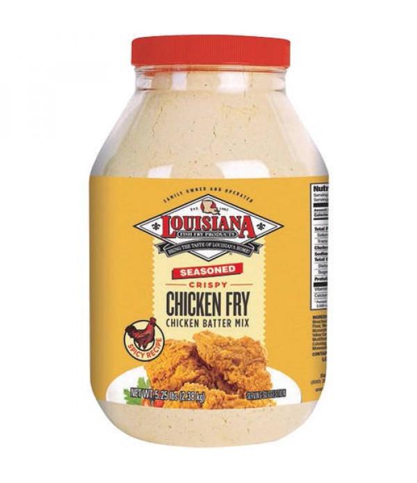 Louisiana Fish Fry Chicken Fry Gallon