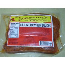 Comeaux's Crawfish Boudin 1lb