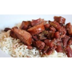 Comeaux's Red Beans, Tasso & Andouille 5lb