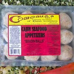 Comeaux's Seafood Balls 1lb
