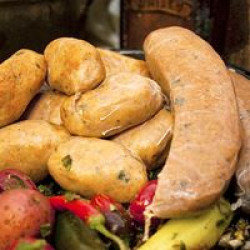 Comeaux's Pork Boudin Party Links 1lb