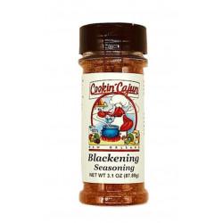 Cookin' Cajun Blackening Seasoning  3.1oz