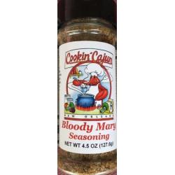 Cookin' Cajun Bloody Mary Seasoning 4.5oz