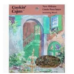 Cookin' Cajun Creole Pasta Sauce
