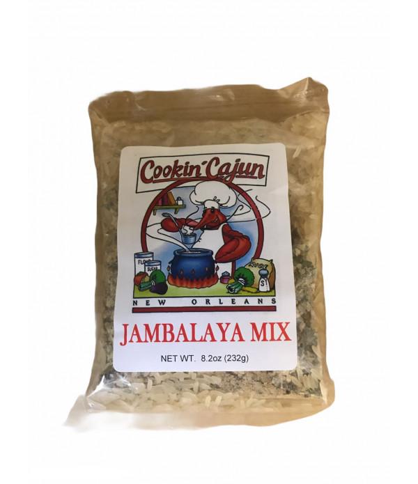 Cookin' Cajun Jambalaya Mix 8.2oz
