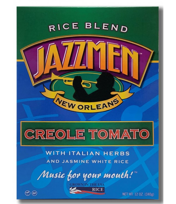 Jazzmen Creole Tomato Rice 12oz