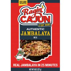 Ragin Cajun Jambalaya 8oz