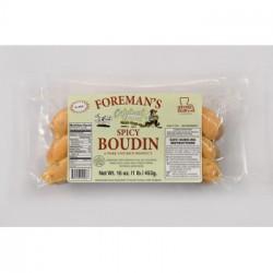 Foreman's Boudin 1lb