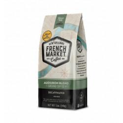 French Market Audubon Blend Dark Roast Decaf Bag 1...