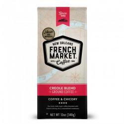 French Market Creole Blend  C&C Dark Roast Bag...