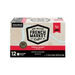 French Market Creole Blend C&C Single Serve 12...