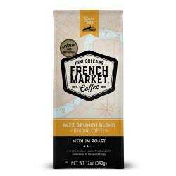 French Market Jazz Brunch Blend Medium Roast Bag 1...