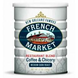 French Market Medium Dark C&C (Restaurant Blen...