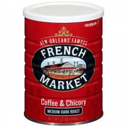 French Market Medium Dark Roast C&C (Creole) R...