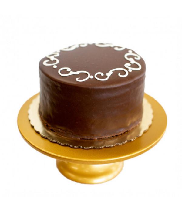 Gambino's Chocolate Doberge Cake