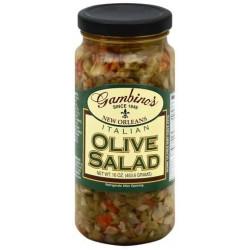 Gambino's Italian Olive Salad 16oz