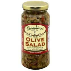 Gambino's Pepperoncini Italian Olive Salad 16oz
