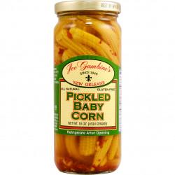 Gambino's Pickled Spicy Corn 16oz