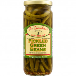 Gambino's Spicy Pickled Green Beans 16oz