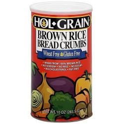 Hol Grain Brown Rice Bread Crumbs 8oz
