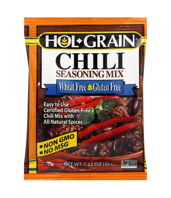 Hol Grain Chili Seasoning Mix 1.25oz