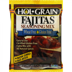 Hol Grain Fajita Seasoning Mix 1.25oz