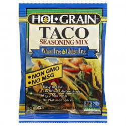 Hol Grain Taco Seasoning Mix 1.25 oz